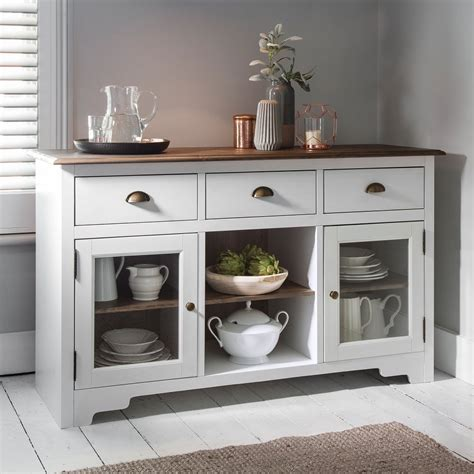 Canterbury Sideboard In White And Dark Pine  Noa & Nani. Kid Friendly Family Room. Interior Design Of Guest Room. Game Room Neon Sign. Morning Room Designs