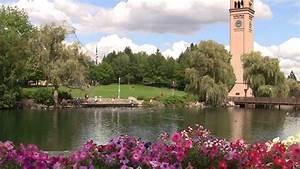Fantastic Spokane Riverfront Park