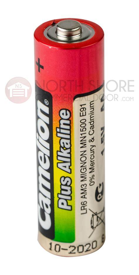 genie garage door remote battery genie 36863a s garage door opener 12 volt battery