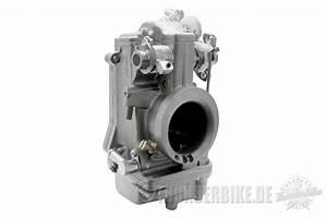 Mikuni Hsr 42 Carburetor With Fuel Pump For Xv1600 At