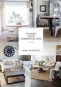 Finding The Perfect Farmhouse Rug Lynzy Co