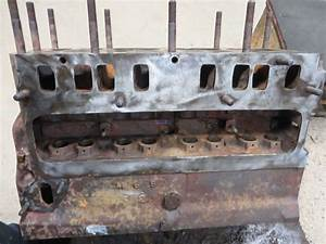 R  F  Engine Continental Cn F162 Engine Block Used
