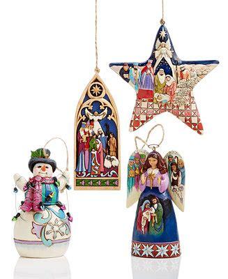 jim shore christmas ornaments collection  holiday