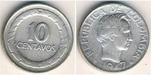 Coin De Finition Plinthe : moneda 10 centavo republica de colombia 1886 plata 1947 precio ~ Melissatoandfro.com Idées de Décoration