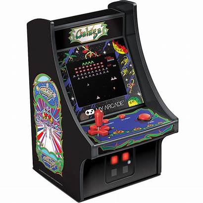 Arcade Galaga Player Micro