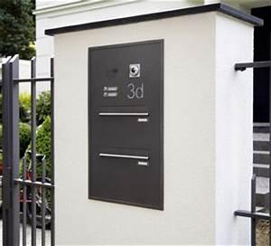 Haustürüberdachung Mit Seitenteil : die besten 25 briefkastenanlage ideen auf pinterest briefk sten postfach ideen und ~ Whattoseeinmadrid.com Haus und Dekorationen