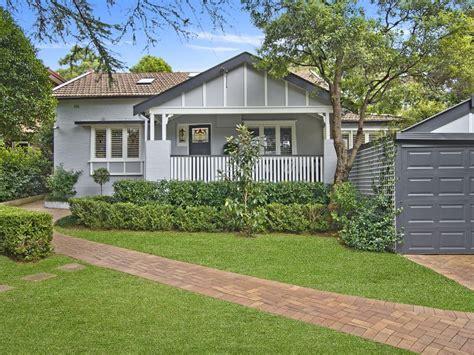 California Bungalow Architectural Style In Australia