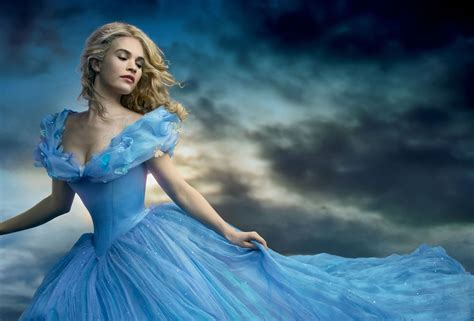 Cinderella 2015 Fashion Influences, Fairytale History