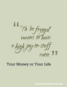 Quotes About Money and Life ~ Top Ten Quotes
