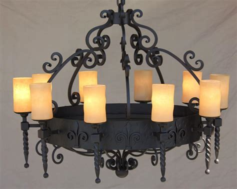 mexican wrought iron chandelier home landscapings how