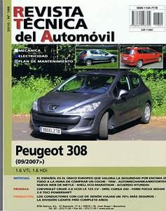 Manual De Taller Y Mecanica Peugeot 308
