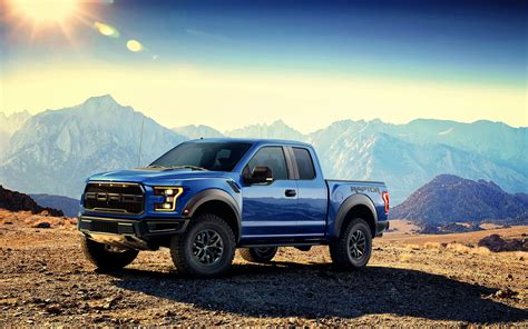 Ford F 150 Raptor 2017 Wallpapers