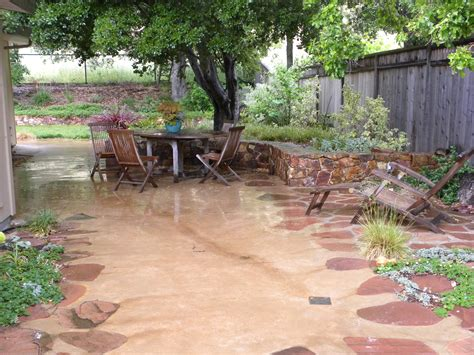 Concrete Patio Ideas  The Human Footprint. Concrete Patio That Looks Like Wood. Porch And Patio Bird Seed. Brick Patio Repair Naperville. Patio Porch & Pool Insect Screen. Brick Patio Average Cost. Patio Design Home Furniture. Patio Builders Milwaukee. Stone Patio On Concrete Slab