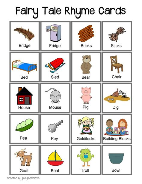 best 25 rhyming activities ideas on rhyming 389 | 552bdde12825473aebedd7629c83c30a preschool curriculum preschool classroom