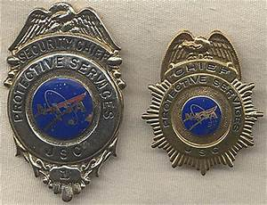 NASA Protective Services Badge (page 3) - Pics about space