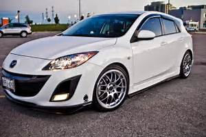 Mazdaspeed 6 Lights Yellow Fog Lights Mazda3club Com The Original Mazda3 Forum