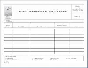 compliance 101 for local governments retention schedules With retention schedule template