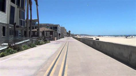 Pacific Beach Boardwalk San Diego Youtube