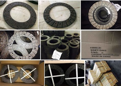 china  clutch friction material properties