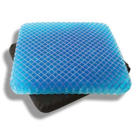 Gel Cusions - gel seat cushion 2 thick 15 25 x 17 25 toledo