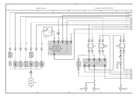 repair guides overall electrical wiring diagram 2006 overall electrical wiring diagram