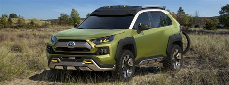 Is Toyota Adding A New Off-road Suv Soon?