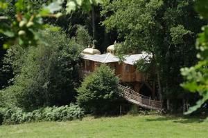 Cabane De Luxe : cabane de luxe avec bain nordique cabane en perigord ~ Zukunftsfamilie.com Idées de Décoration
