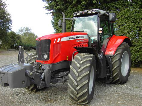 Massey Ferguson 6485 Dyna6picture # 1 , Reviews, News