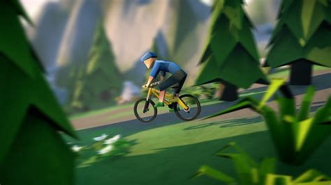 Lonely Mountains: Downhill Starts an Uphill Climb on Steam ...