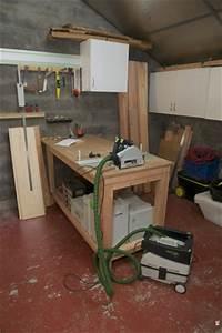 Fabriquer Un établi : mat riel mon nouvel atelier et mon nouvel tabli ~ Melissatoandfro.com Idées de Décoration