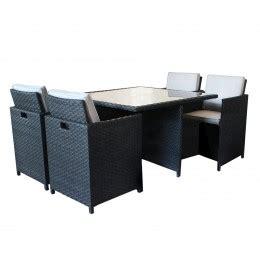 salon de jardin chaise  table de jardin pour profiter