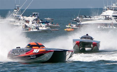 Offshore West Boats by Anticipating One Offshore Racing Season