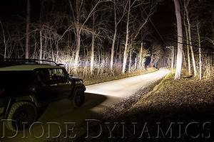Diode dynamics new stage series rally qualified led