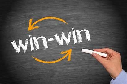 Win Situation Concept Opciones Binarias Negotiation Meeting