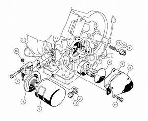 Engine - Fe290 Engine  U2013 Oil Circulation