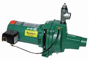 Myers Pumps Shallow Well Jet Pump 28 Gpm 1
