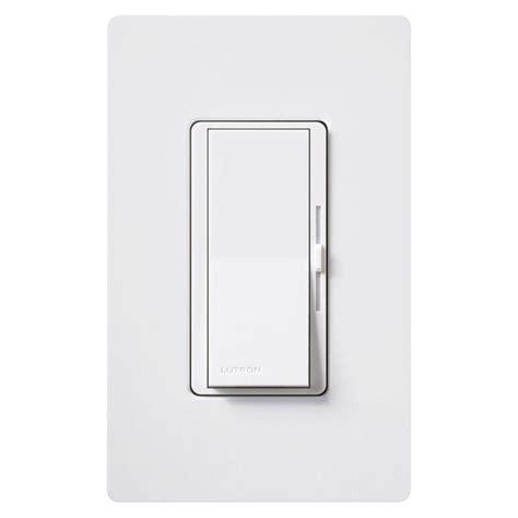 lutron 300 watt low voltage 3 way dimmer white