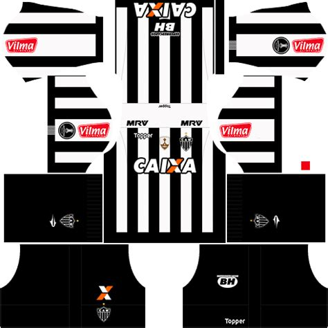 Atletico mineiro feitas especialmente para você. Kit Atlético MG para DLS 20 - Dream League Soccer atualize ...