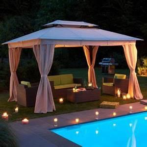 Tonnelle Pour Balcon : d co t 16 tonnelles pour se faire une place au soleil ~ Premium-room.com Idées de Décoration