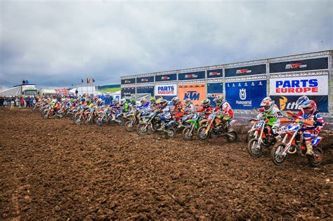 junior motocross 2015 fim junior motocross world chionship european