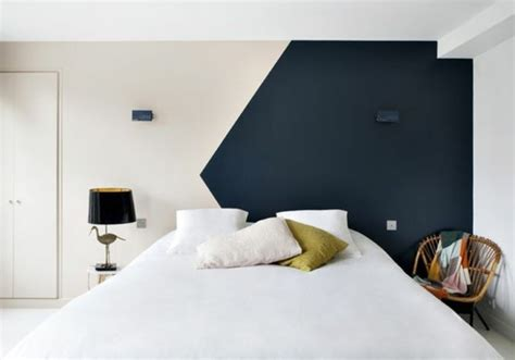 peinture chambre 2 couleurs stunning idee peinture chambre 2 photos amazing house