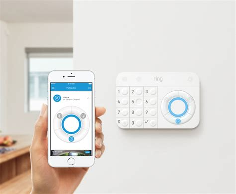 ring smart home ring launches protect its own 199 connected home security system techcrunch