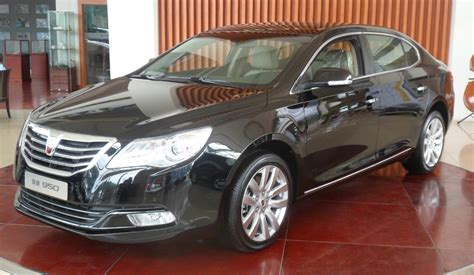 Roewe 950 - specifications, equipment, photos, video, overview