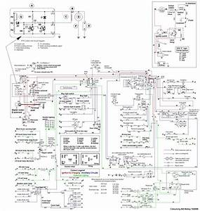 68 Engine Wiring Diagram - E-type