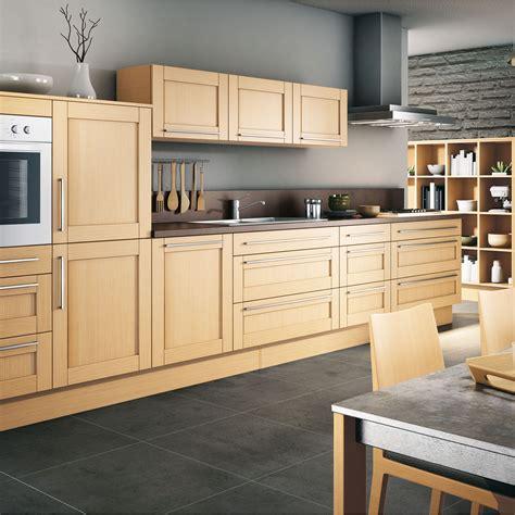 modele placard cuisine modele placard de cuisine en bois 1 cuisine en longueur tout en bois leroy merlin photo 11