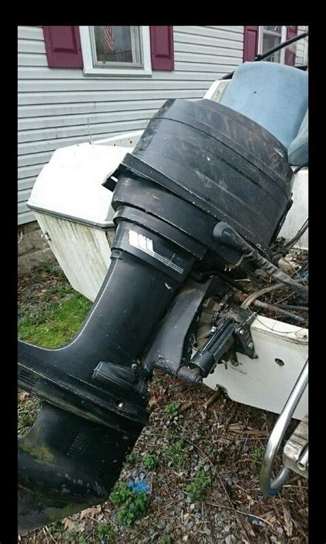 Used Outboard Motors For Sale Pa by 1989 Mercury 850 Outboard Motor For Sale In Croydon Pa