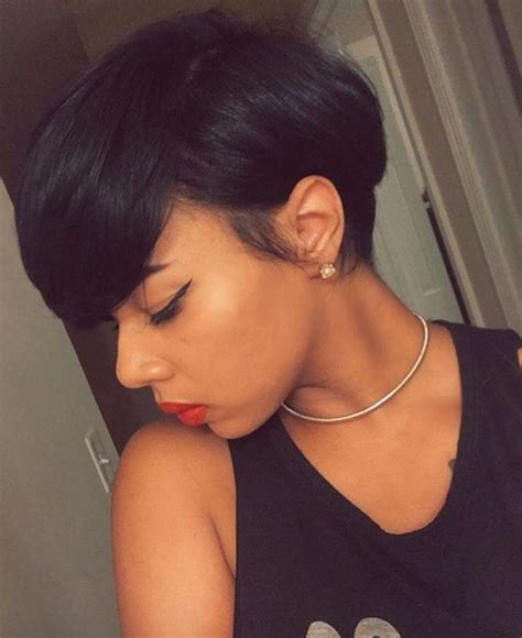 Black Hairstyles For Relaxed Hair by 20 Best Collection Of Haircuts For Relaxed Hair