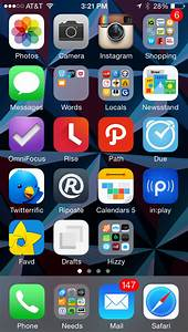 Mac Observer Staff: What's on Your iPhone Home Screen ...
