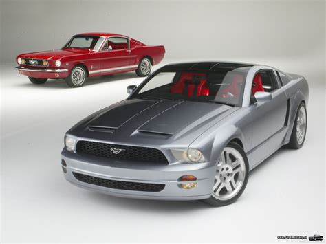 Ford Mustang Concept by Ford Mustang Gt Coupe Concept 2003 1600 215 1200 Wallpapers Hd