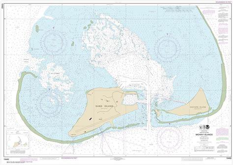 NOAA Hawaiian Islands Images